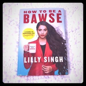 Lily Singh's How to be a Bawse Book